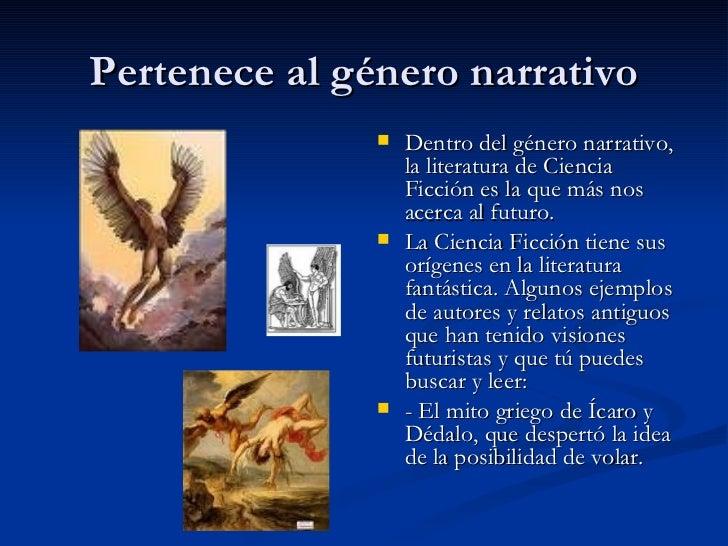 genero de ciencia ficcion literatura latina - photo#4