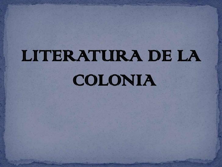 epocas de la literatura latina - photo#25
