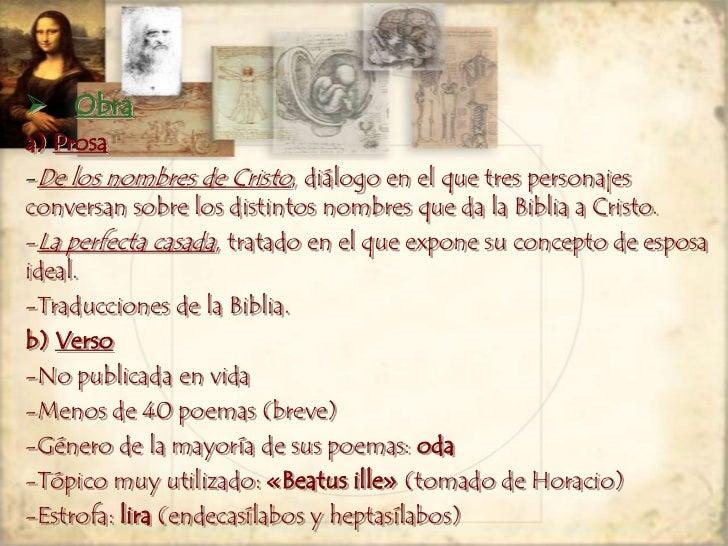 Literatura del renacimiento en espa a - La perfecta casada ...