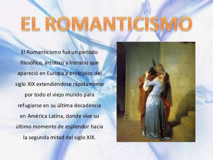 Literatura del romanticismo, costumbrismo y modernismo en Colombia Slide 2