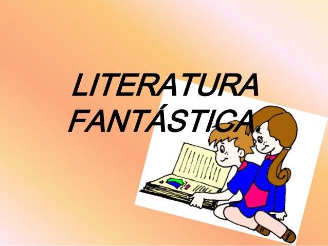 LITERATURAFANTÁSTICA.