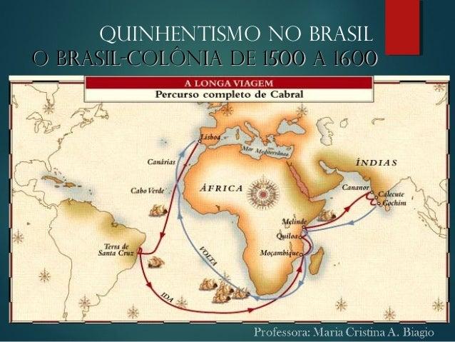Quinhentismo no Brasil  OO BBrraassiill--ccoollôônniiaa ddee 11550000 aa 11660000