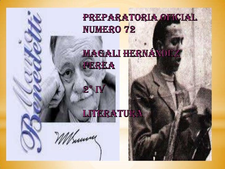 * ESTADOS DE ÁNIMO Mario Benedetti
