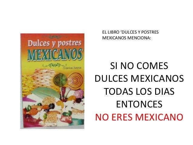 La Literatura Mexicana y el Colesterol Slide 2