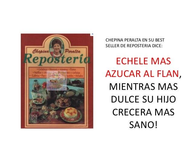 La Literatura Mexicana y el Colesterol Slide 3