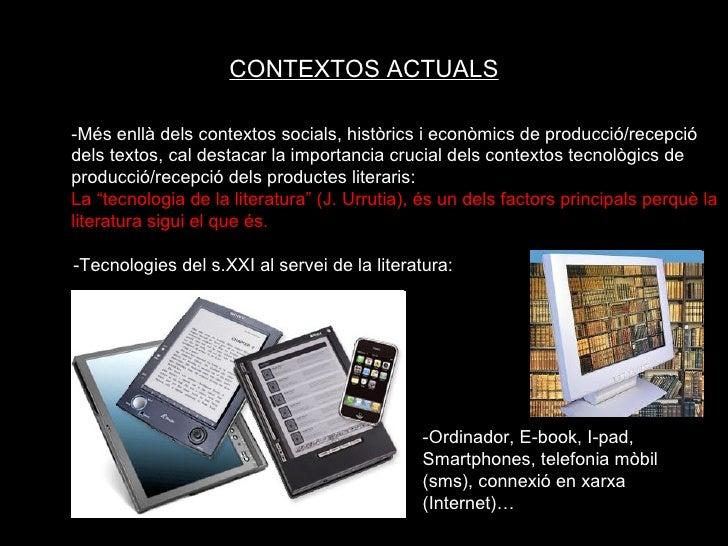 Literatura digital: una altra literatura és possible. Slide 3