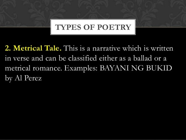 metrical romances Essay on the ancient metrical romances, etc i the first attempts at composition among all barbarous nations are ever found to be poetry and song the praises of .