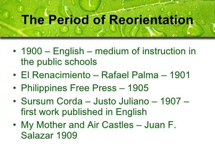 period of self discovery 1925 1941 The period of re-orientation: 18 period of imitation: 1910-1925 period of self- discovery: 1925-1 japanese period: 1941-1945 the rebirth of freedom: 1946-1 .