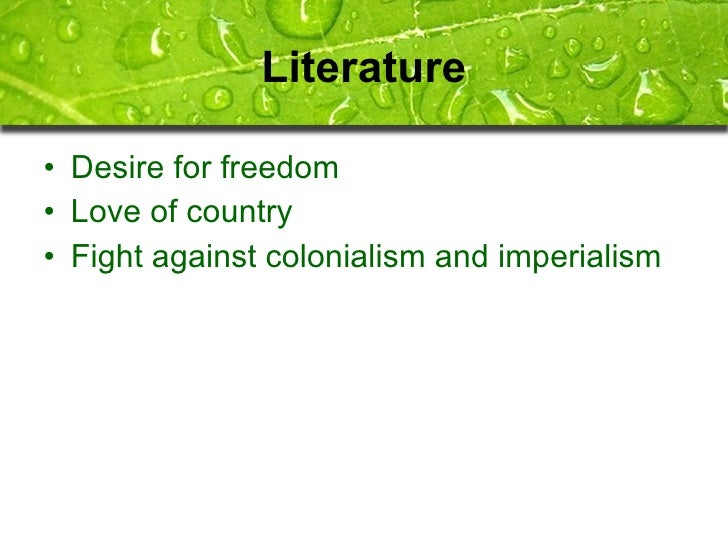 anti colonialism and education essay
