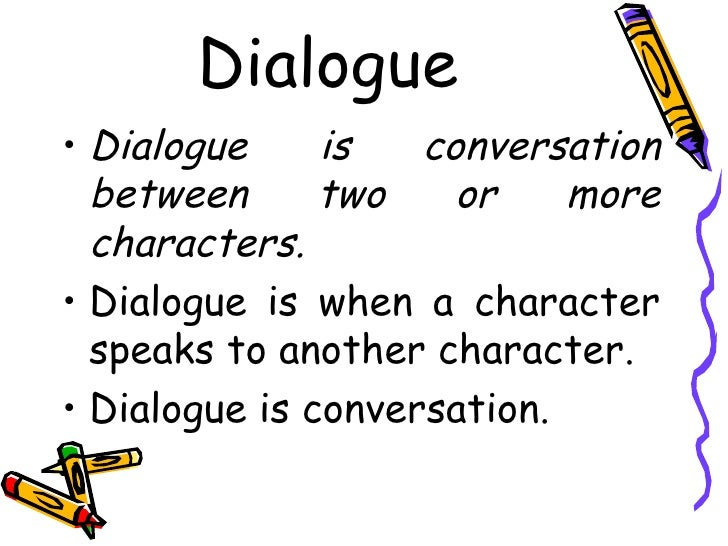 What does dialogue mean in literature. Dialog vs. Dialogue