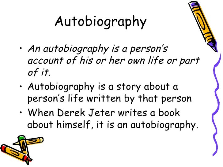 define biography in literature