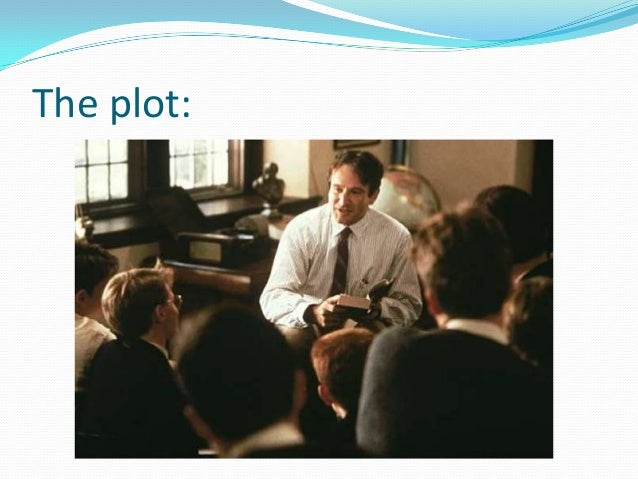 dead poets society critical analysis