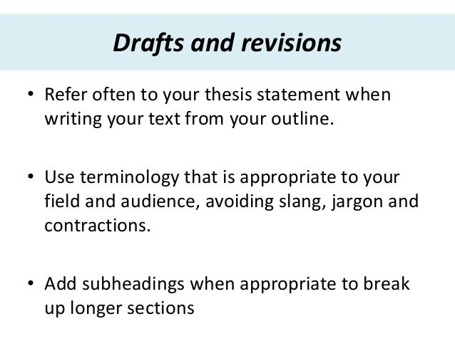 literature review drafts Review notes draft an outline write a preliminary draft streer clear of all types  of plagiarism compare your draft with your topic outline seek.