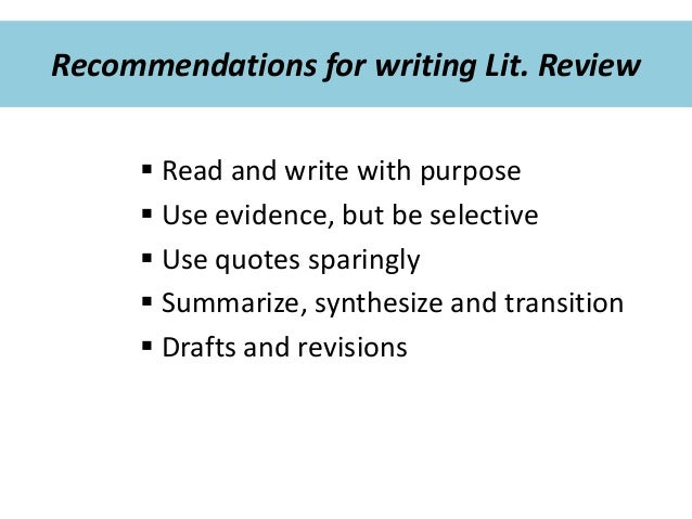 literature review drafts Literature review template definition: a literature review is an objective, critical summary of published research literature relevant to a topic under consideration for research.