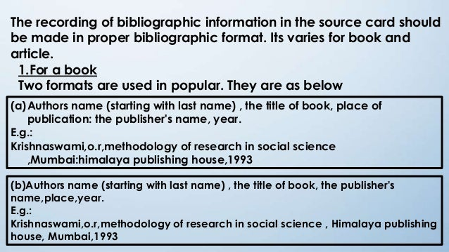 Literature Review In Research Methodology