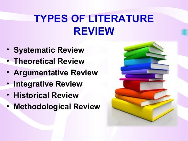 argumentative literature review