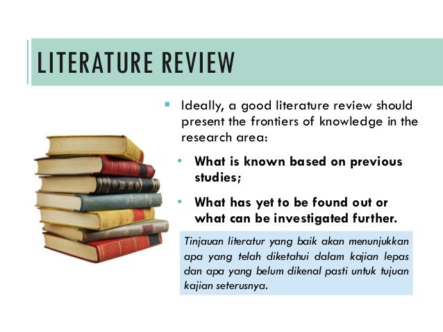 literature review tips A literature review is a compilation of all the academic sources that were used during the preparation of a dissertation it is not a compilation in terms of it being a reference list rather it is an appraisal of all the written works that were consulted in.