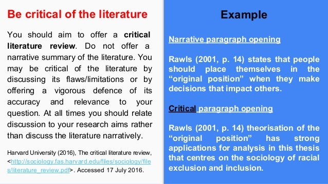 literature review chapter phd thesis Your thesis introduction not about the introduction for each thesis chapter i rapidly realised that my introduction was becoming a literature review.