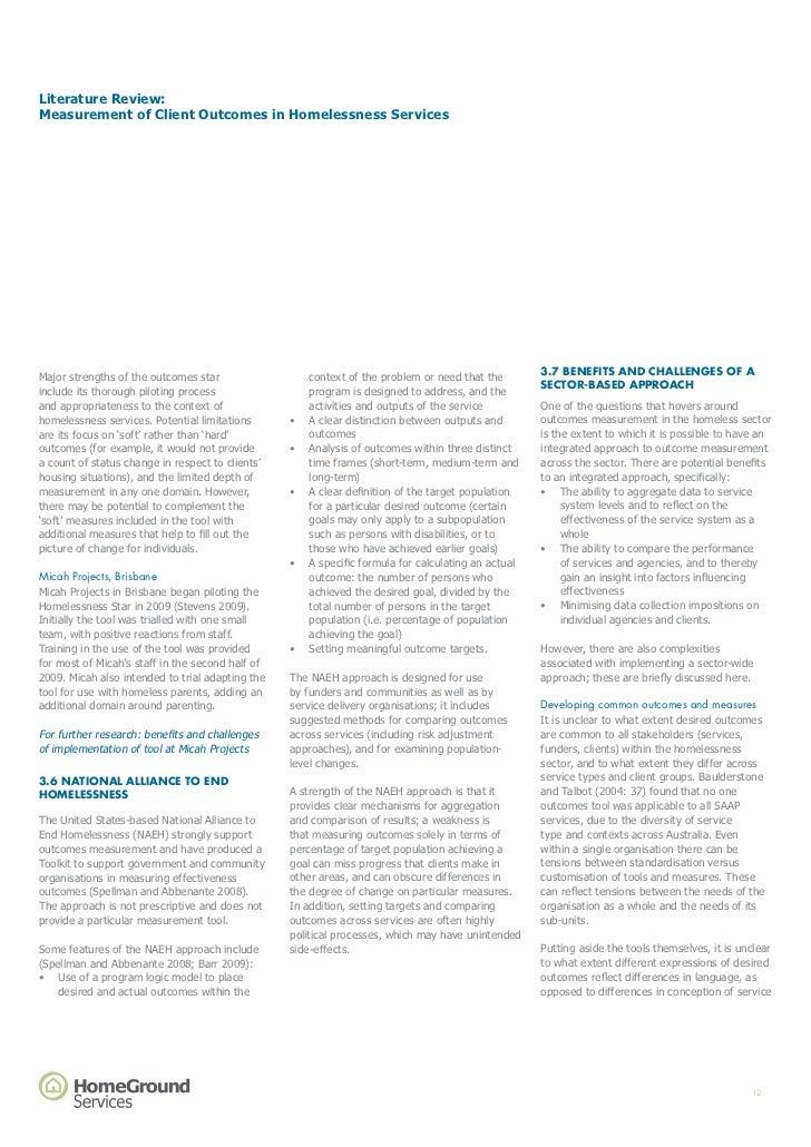 Literature review web services