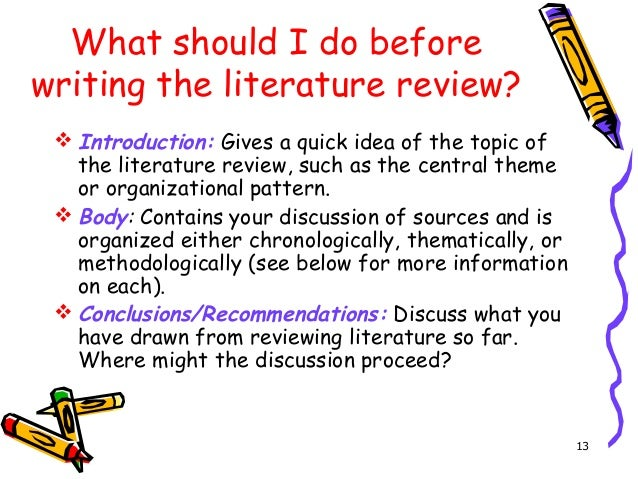 Literature review (1)