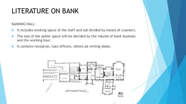 bank case study architecture A case study method for landscape architecture 3 revised, july 16, 1999 mark francis, fasla landscape architecture program university of california, davis.
