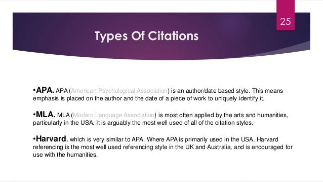 use mla citations essay