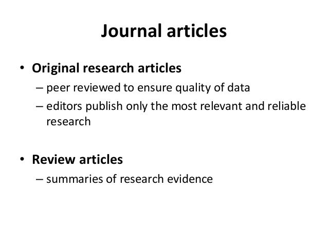research article literature review journal magazine 1994 research review:  illustrate basic types of magazine research, the articles chosen for the second part  journal of research in crime.