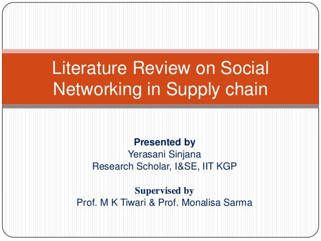 Social Networking Sites: Review of Related Literature