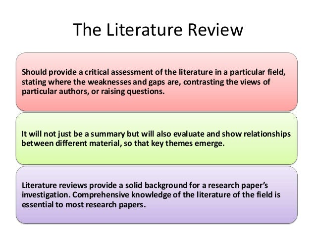 literature review format Writing a mini-literature-review rolf norgaard and andrea feldman—university of colorado at boulder the purpose of writing a literature review is to set your summer.