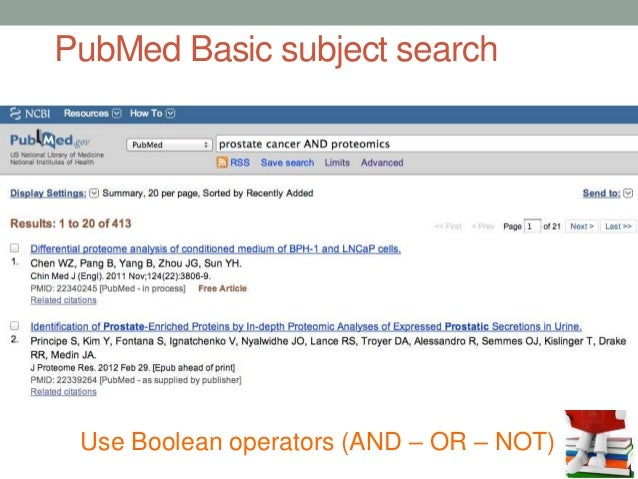 file da pubmed