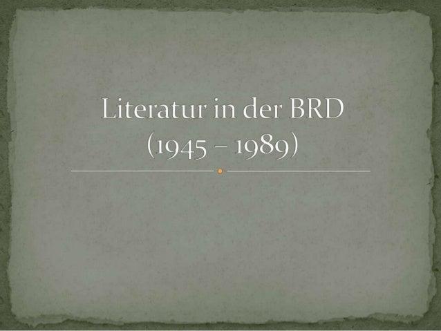1.   Geschichtlicher Hintergrund2.   Themen der Epoche3.   Formale Besonderheiten4.   Werke und Autoren5.   Quellen