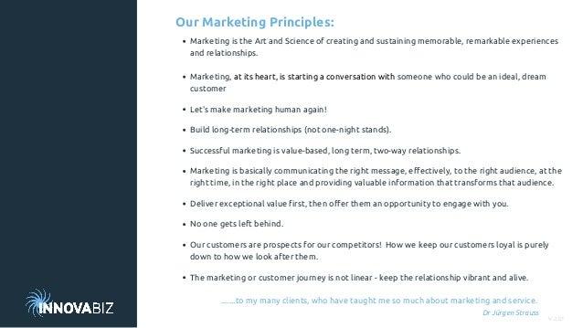 Innovabiz Transformational Marketing Blueprint (Lite Verstion) Slide 2