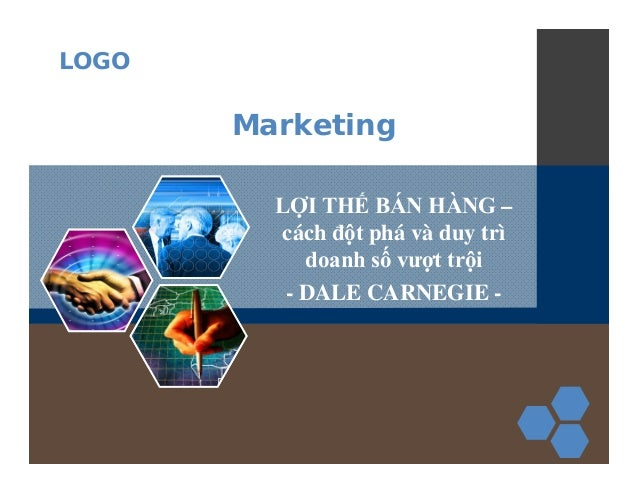 Ebook li th bn hng sales advantage dale carnegie logo marketing li th bn hng cch t ph v duy tr doanh s vt fandeluxe Epub