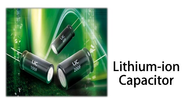 Introduction • A lithium-ion capacitor (LIC) is a hybrid type of capacitor. • Activated carbon is used as cathode. • The a...