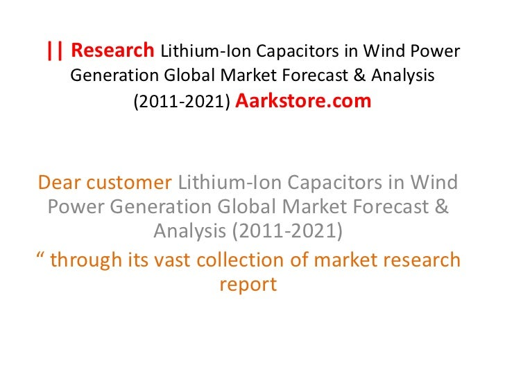 Pest analysis of wind turbine electricity generation