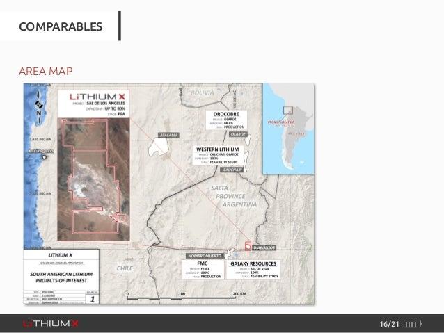 Lithium X Corporate Presentation