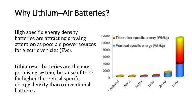 lithium air battery ppt. Black Bedroom Furniture Sets. Home Design Ideas