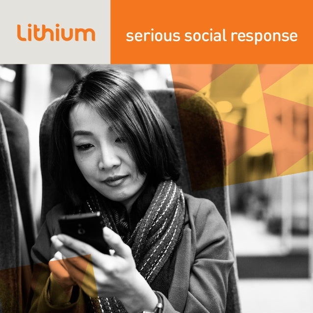 serious social response