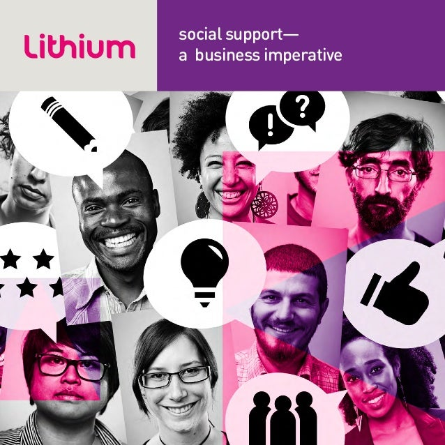 social support—a business imperative