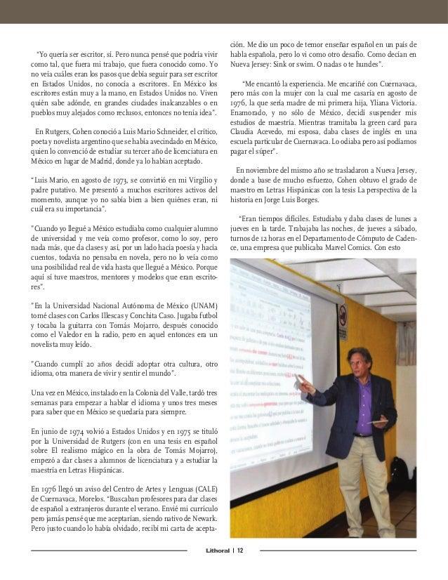 Revista Lithoral 5