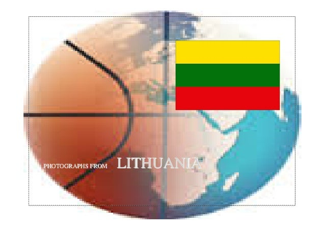 PHOTOGRAPHS FROMPHOTOGRAPHS FROM LITHUANIALITHUANIA