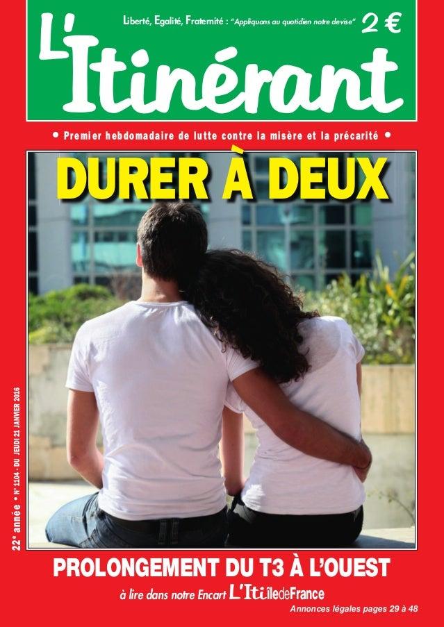 """1 WWW Liberté, Egalité, Fraternité : """"Appliquons au quotidien notre devise"""" 2€ • Premier hebdomadaire de lutte contre la m..."""