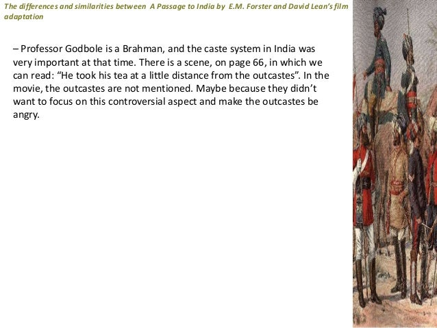significance of godbole in passage to Explain the significance of the title, a passage to india 2 describe a   compare and/or contrast mrs moore to adela and godbole 7 what is.