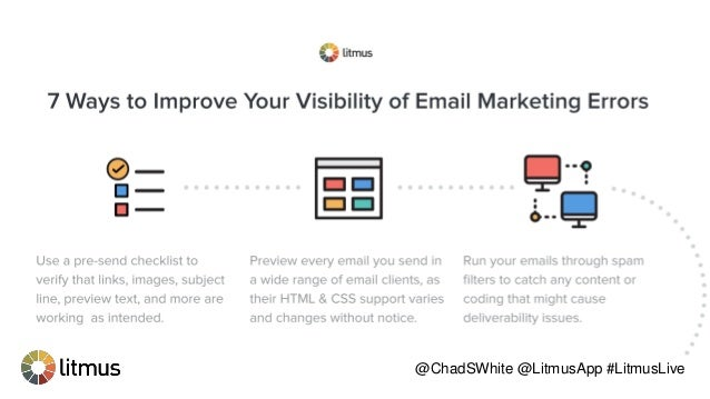 Put that all together, and the easiest way to identify companies that value email marketing is to look for complexity. @Ch...