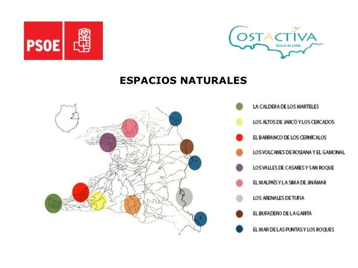 ESPACIOS NATURALES