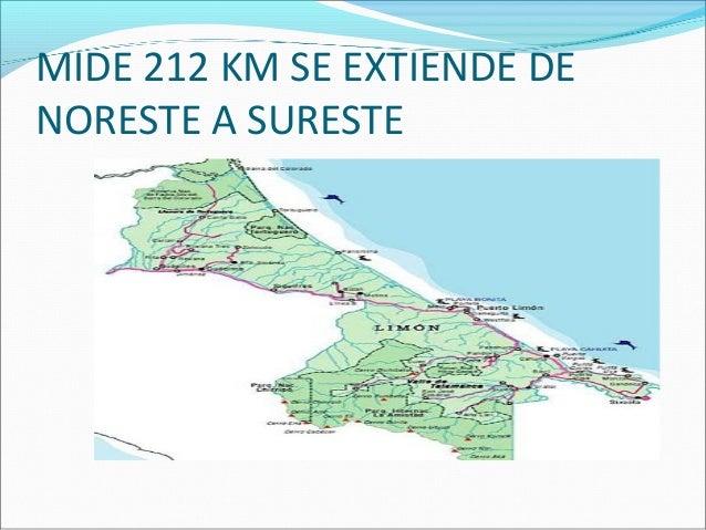 Resultado de imagen para litoral caribe de costa rica