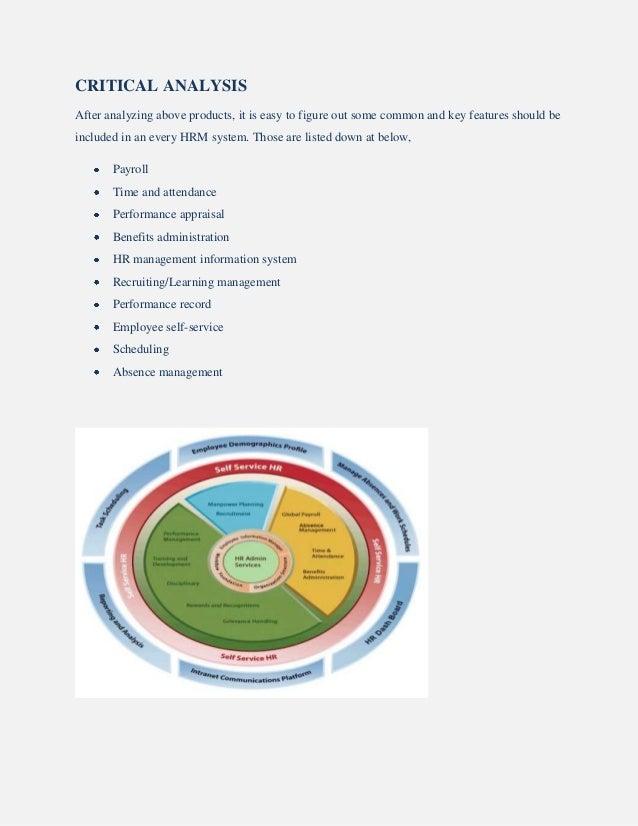human resource management critical analysis Free human resource management papers human resource model analysis] 2092 what critical human resource management.