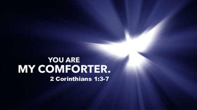 2 Corinthians 1:3-7