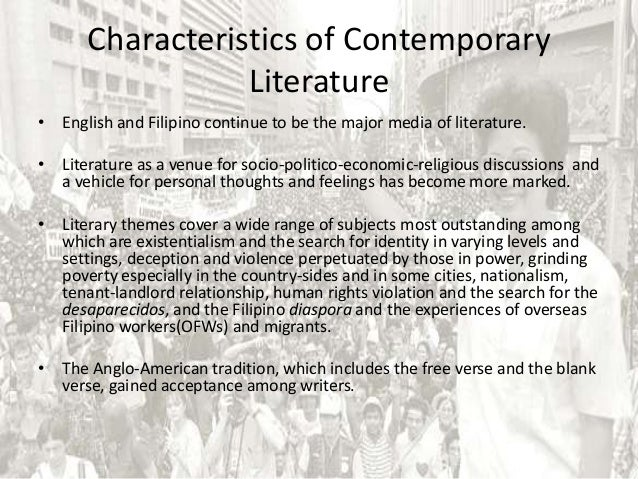 features of literary communication in when The principles of argumentation  in literature and in popular american folklore  then concern must certainly be paid to certain communication rules as you are .