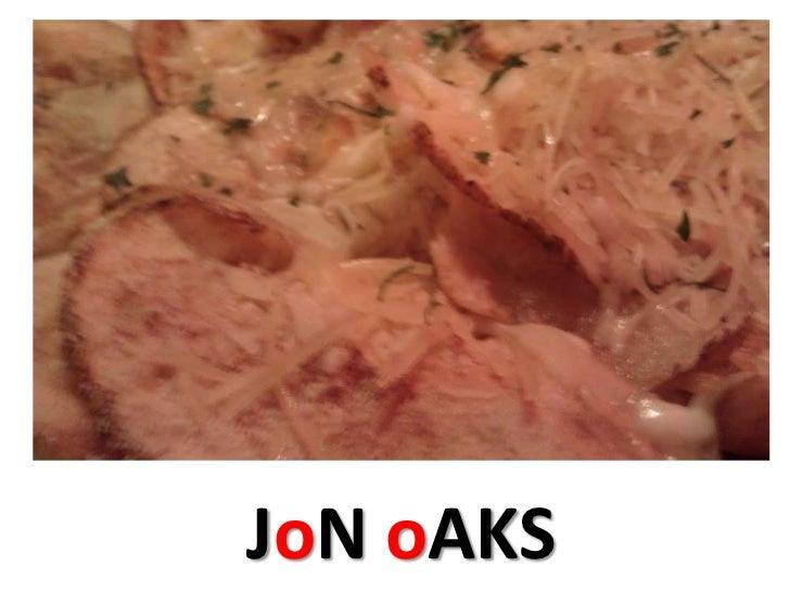 JoN oAKS